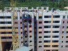 Ход строительства дома на участке № 214 в ЖК Солнечный город - фото 46, Июнь 2018