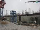 Ход строительства дома № 8 в ЖК Красная поляна - фото 154, Ноябрь 2015