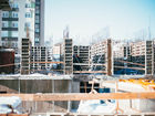 Ход строительства дома Секция 1 в ЖК Гвардейский 3.0 - фото 24, Февраль 2021
