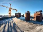 ЖК Каскад - ход строительства, фото 23, Ноябрь 2016