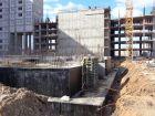 Ход строительства дома 60/1 в ЖК Москва Град - фото 46, Апрель 2018