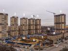 Ход строительства дома Литер 9 в ЖК Звезда Столицы - фото 11, Март 2021