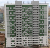 Ход строительства дома № 4 в ЖК Цветы 2 -