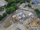 Ход строительства дома Литер 1 в ЖК Звезда Столицы - фото 125, Июнь 2018