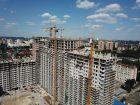 ЖК West Side (Вест Сайд) - ход строительства, фото 71, Август 2019