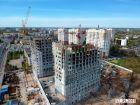 Ход строительства дома № 7 в ЖК Планетарий - фото 21, Май 2018