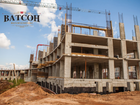Ход строительства дома № 3 в ЖК Ватсон - фото 54, Сентябрь 2019