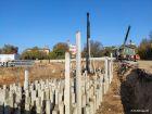 Ход строительства дома № 1 в ЖК Книги - фото 65, Сентябрь 2020