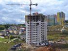 Ход строительства дома № 15 в ЖК Академический - фото 30, Сентябрь 2019