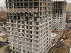 Ход строительства дома № 1 второй пусковой комплекс в ЖК Маяковский Парк - фото 37, Апрель 2021