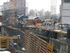 Ход строительства дома № 1 в ЖК Дом с террасами - фото 96, Октябрь 2015