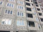 Ход строительства дома № 7 в ЖК Заречье - фото 22, Ноябрь 2020