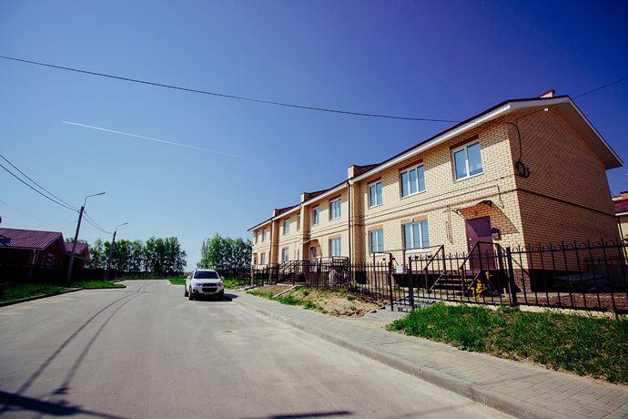 Стрижи коттеджный поселок нижний новгород фото