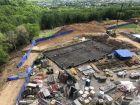 Ход строительства дома № 3 в ЖК Подкова на Родионова - фото 14, Июнь 2021