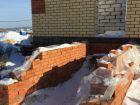 Ход строительства дома 1 типа в Микрогород Стрижи - фото 80, Февраль 2016