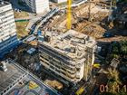 ЖК Zапад (Запад) - ход строительства, фото 70, Ноябрь 2018