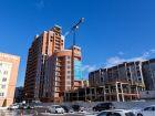 ЖК 230 футов - ход строительства, фото 34, Март 2019