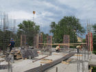 Ход строительства дома № 1 в ЖК Дворянский - фото 83, Июнь 2016