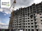 ЖК Зеленый берег Life - ход строительства, фото 60, Апрель 2018