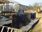 Жилой дом Каскад на Даргомыжского - ход строительства, фото 57, Апрель 2016