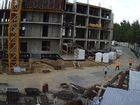 Ход строительства дома № 1 в ЖК Огни Автозавода - фото 21, Июнь 2021