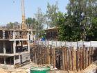 Жилой дом: ул. Почаинская д. 33 - ход строительства, фото 13, Июнь 2014