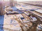 Ход строительства дома Литер 3 в ЖК Самолет 2 - фото 21, Декабрь 2020