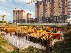 Ход строительства дома Литер 5/1 в ЖК Вересаево - фото 14, Июнь 2020