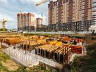 Ход строительства дома Литер 5/1 в ЖК Вересаево - фото 4, Июнь 2020