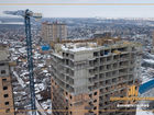 ЖК Центральный-3 - ход строительства, фото 49, Февраль 2019