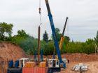 Ход строительства дома № 8-1 в ЖК КМ Тимирязевский - фото 5, Июнь 2021