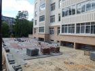 Ход строительства дома № 1 в ЖК Дворянский - фото 25, Июнь 2018