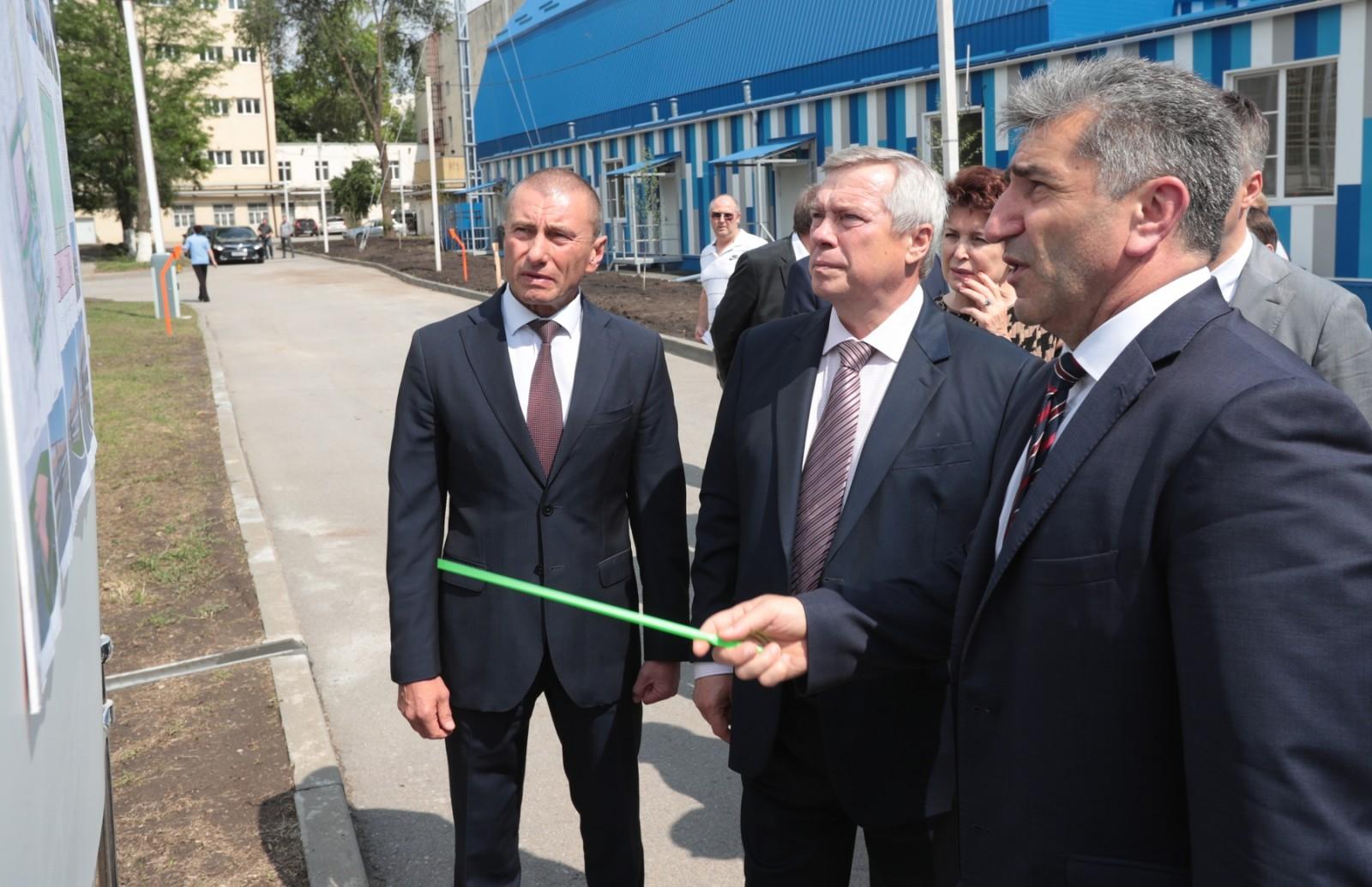 В Ростове определись с участком под строительство нового физкультурно-оздоровительного комплекса