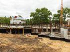Жилой дом Кислород - ход строительства, фото 122, Июнь 2020