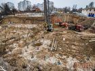 ЖК Zапад (Запад) - ход строительства, фото 63, Январь 2019