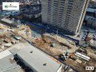 Ход строительства дома ул. Мечникова, 37 в ЖК Мечников - фото 59, Апрель 2019