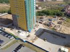 Ход строительства дома №3 в ЖК Красная поляна - фото 8, Август 2018