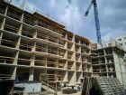 Ход строительства дома Литер 2 в ЖК Династия - фото 43, Май 2019
