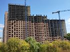 Ход строительства дома № 6 в ЖК Звездный - фото 33, Октябрь 2019