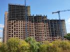Ход строительства дома № 6 в ЖК Звездный - фото 36, Октябрь 2019