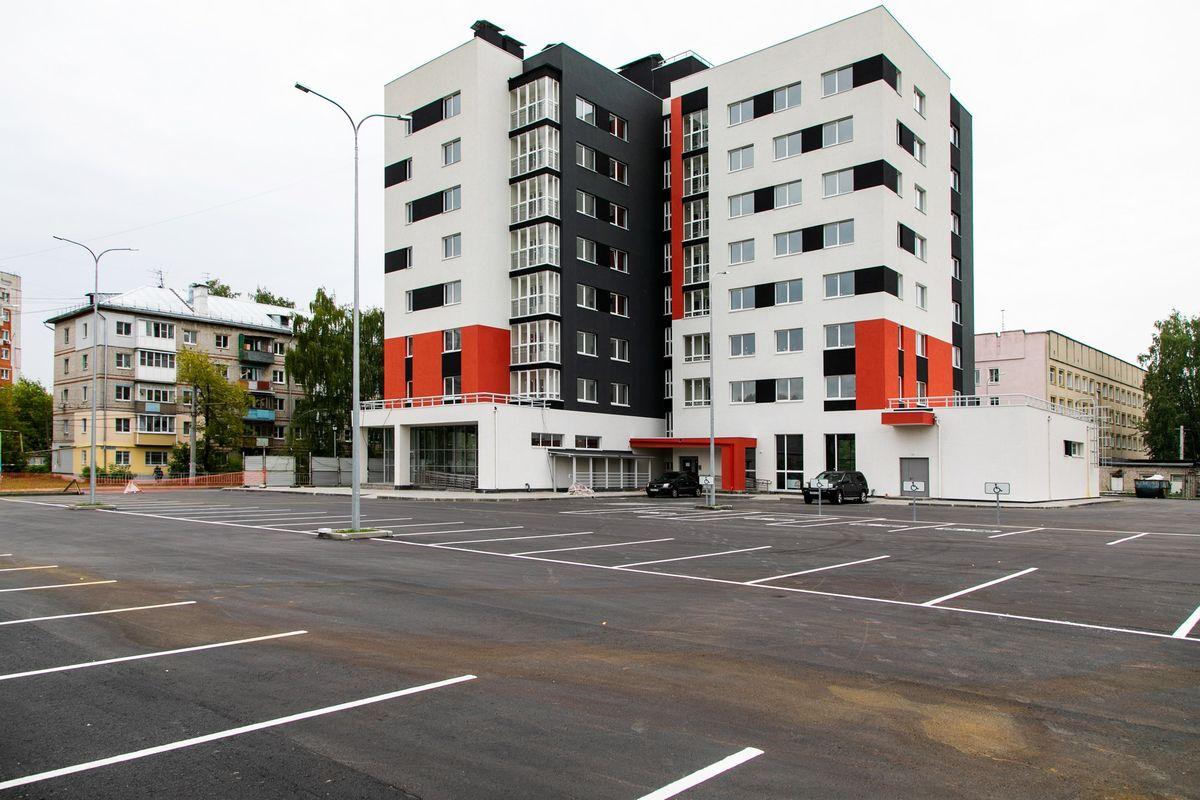 Три дома ввели в эксплуатацию за сентябрь в Нижнем Новгороде