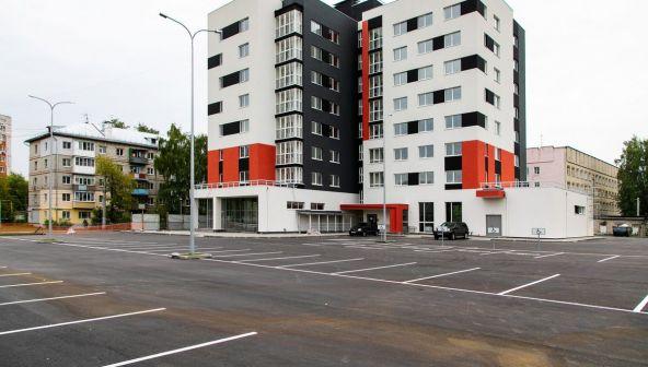 Четыре дома ввели в эксплуатацию в сентябре в Нижнем Новгороде
