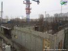 Ход строительства дома № 8 в ЖК Красная поляна - фото 156, Ноябрь 2015