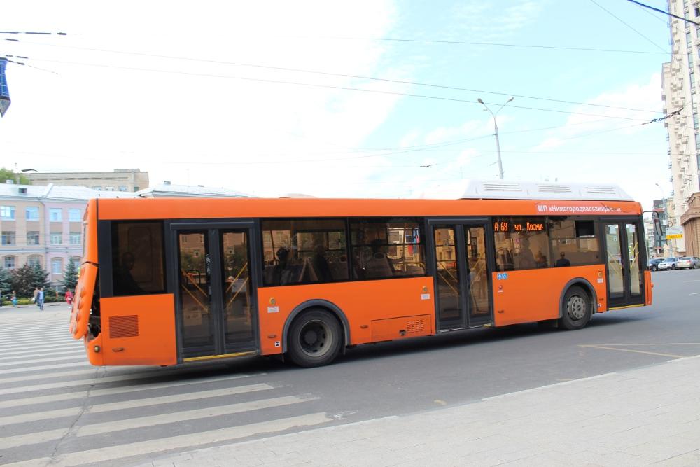 Мэрия Нижнего Новгорода подписала договор на 70 новых низкопольных автобусов