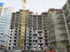 Ход строительства дома № 12 в ЖК На Победной - фото 17, Октябрь 2014