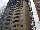 ЖК Крепостной вал - ход строительства, фото 33, Март 2019