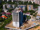 ЖК Азбука - ход строительства, фото 15, Июнь 2021