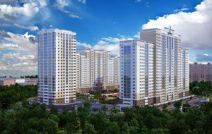 Квартиры от  50 000 руб./м².<br> Современный архитектурный дизайн.