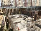Ход строительства дома № 2 в ЖК Облака - фото 5, Сентябрь 2020