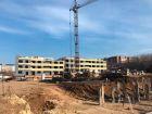 Ход строительства дома № 3А в ЖК Подкова на Гагарина - фото 77, Апрель 2019